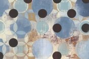 Kathrine Lovell - Blue Dots Neutral