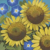 Kathrine Lovell - Sunflower Time