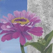 Kathrine Lovell - Zinnia Pink and Silver