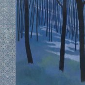 Kathrine Lovell - Blue Path to the Edge of the Woods