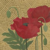Kathrine Lovell - More Poppies with Pattern