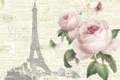 Katie Pertiet - Roses in Paris I