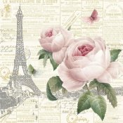 Katie Pertiet - Roses in Paris III