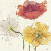 Katie Pertiet - Painted Poppies V