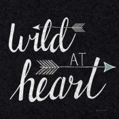 Laura Marshall - Wild at Heart Black