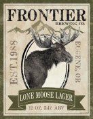 Laura Marshall - Frontier Brewing II
