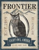 Laura Marshall - Frontier Brewing III