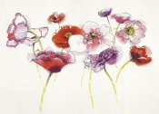 Shirley Novak - Pink and Red Somniferums
