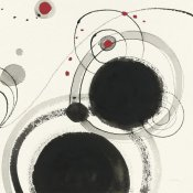 Shirley Novak - Planetary III with Red
