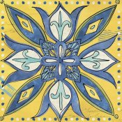 Anne Tavoletti - Tuscan Sun Tile II Color
