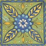 Anne Tavoletti - Tuscan Sun Tile III Color