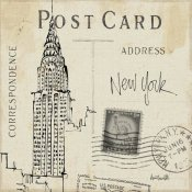 Anne Tavoletti - Postcard Sketches I