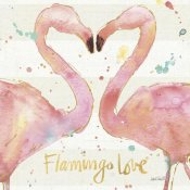Anne Tavoletti - Flamingo Fever II