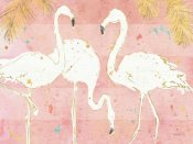 Anne Tavoletti - Flamingo Fever IV