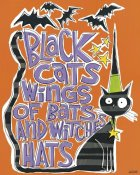 Anne Tavoletti - Bats and Black Cats II