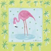 Farida Zaman - Flamingo Dance III
