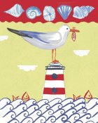 Farida Zaman - Coastal Bird I