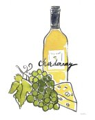 Farida Zaman - Wine Time IV Chardonnay