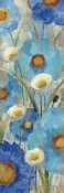 Silvia Vassileva - Sunkissed Blue and White Flowers I
