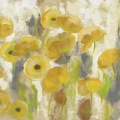 Silvia Vassileva - Floating Yellow Flowers V