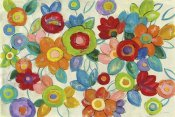 Silvia Vassileva - Decorative Flowers Bright Crop