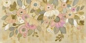 Silvia Vassileva - Decorative Pastel Flowers