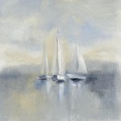 Silvia Vassileva - Morning Sail I Blue
