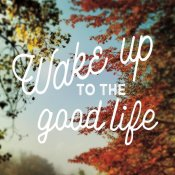 Sue Schlabach - Wake Up to the Good Life
