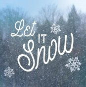 Sue Schlabach - Let it Snow I