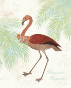Sue Schlabach - Flamingo Tropicale II