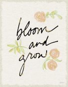 Sue Schlabach - Bloom and Grow