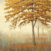 James Wiens - Autumn Trees I