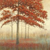 James Wiens - Autumn Trees II