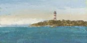 James Wiens - Lighthouse Seascape I