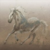 James Wiens - Stallion II on Leather