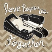 Mary Urban - Love Keeps Us Together Taupe