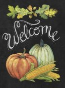 Mary Urban - Autumn Harvest II Welcome