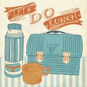 Mary Urban - Lets Do Lunch Orange