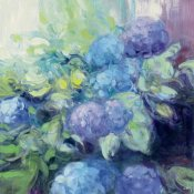 Julia Purinton - Bright Hydrangea III