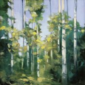 Julia Purinton - Birches