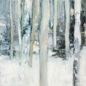 Julia Purinton - Winter Woods I