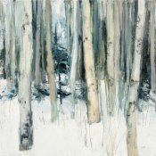 Julia Purinton - Winter Woods II
