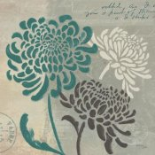 Wellington Studio - Chrysanthemums I