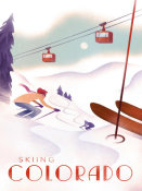 Martin Wickstrom - Skiing Colorado