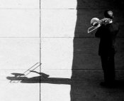 Jian Wang - Trombone Player