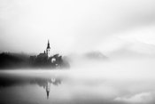 Lubos Balazovic - Sunrise At Lake Bled