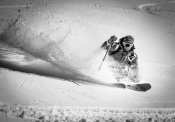 Eric Verbiest - Henri Making A Powder Turn...