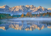Frank Krahmer - Allgaeu Alps and Hopfensee lake, Bavaria, Germany