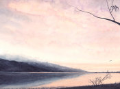Emmeline Craig - Morning Glory on Bolinas Lagoon