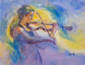 Tummy Rubb Studio - Classical Music - Violin